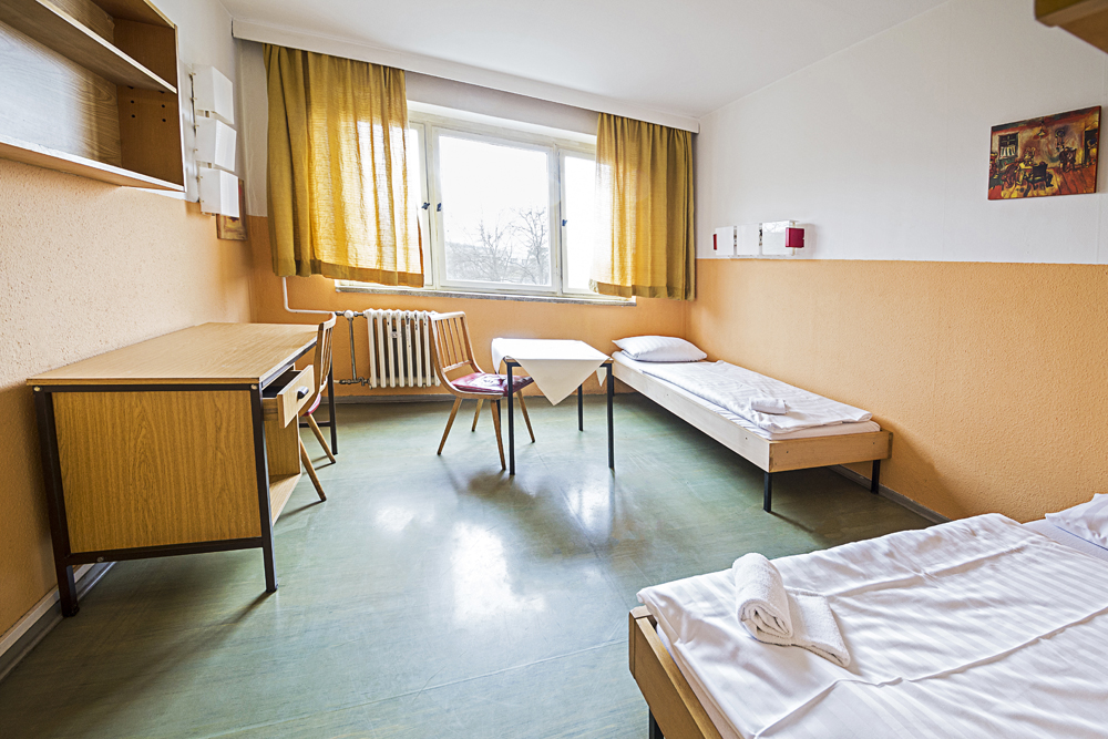 Gastehaus 270 Zimmer Ws 14 Gmbh Gastehaus Alte Parteischule